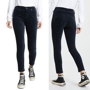 COH Velvet Rocket Crop High Rise Skinny Jeans 27